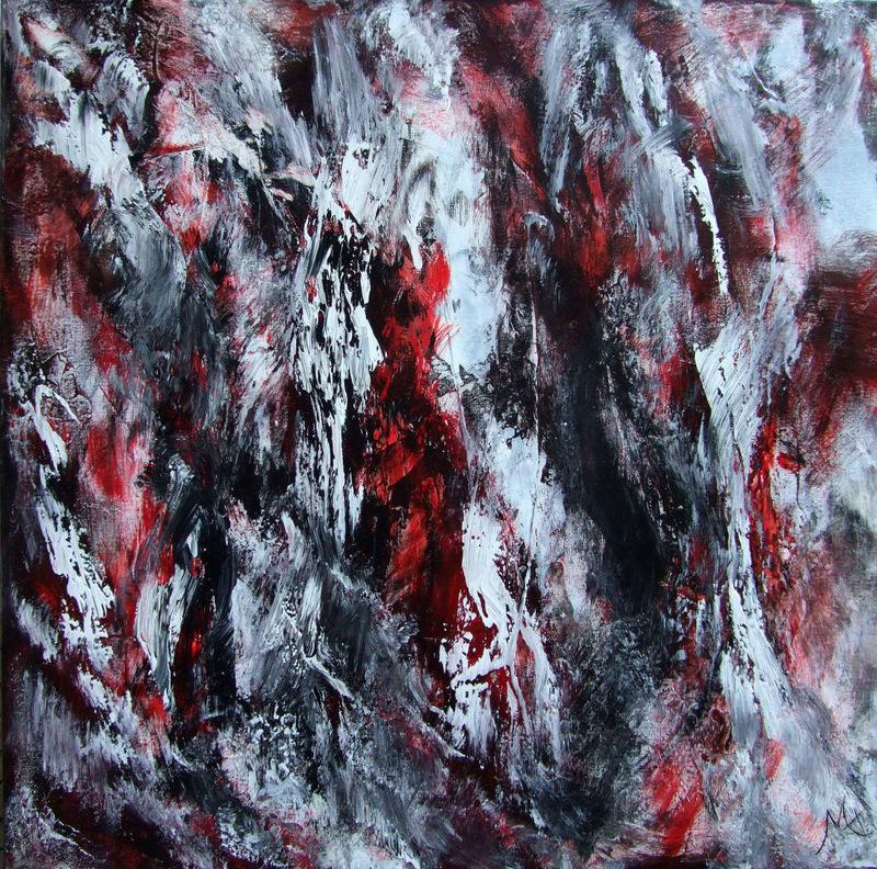 53 La Femme en rouge
